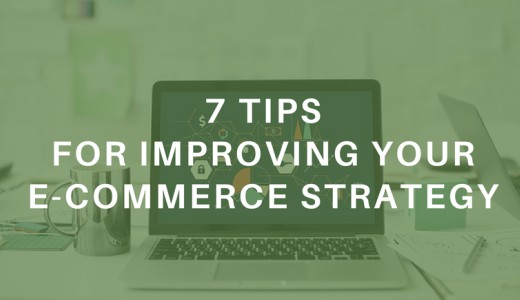 eCommerce Strategy Improvement Options