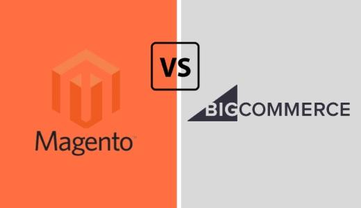 BigCommerce vs. Magento
