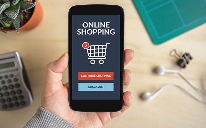 E-Commerce website checkout